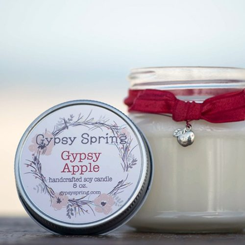 Gypsy Apple Soy Candle